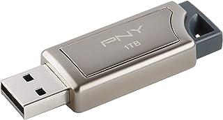 ذاكرة فلاش بي ان واي (P-FD1TBPRO-GE) برو ايليت سعة 1 تيرا بايت USB 3.0، سرعات قراءة تصل إلى 400 ميجا بايت/ثانية