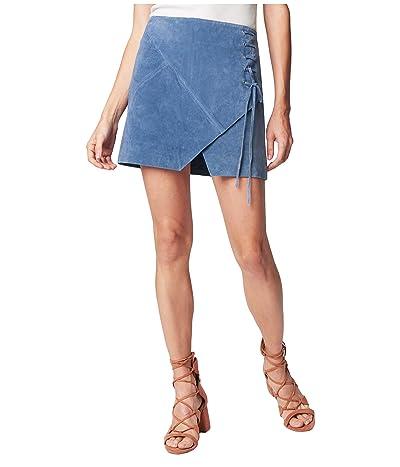 Blank NYC Suede Mini Skirt (Play Date) Women
