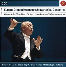 Conducts Mozart Wind Concertos