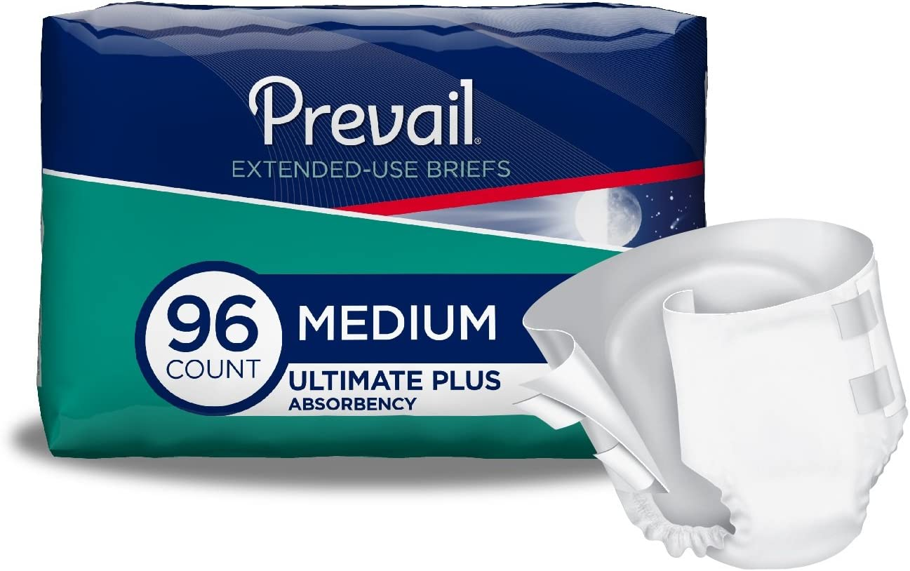 Prevail Extended Oakland Mall Use Maximum Incontinence Absorbency OFFicial site Plus Briefs