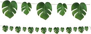 Beistle Tropical Palm Leaves Streamer | Luau, Hawaiian, Jungle Party Item (2-Pack)