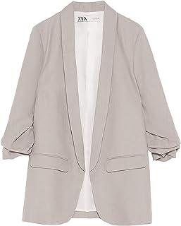 en gros remise spéciale nouveau design Amazon.fr : Zara - Blousons / Manteaux et blousons : Vêtements