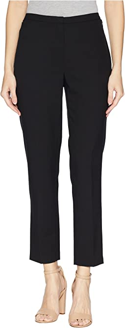 Slim Ankle Zip Pocket Pants