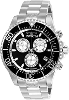 Pro Diver Chronograph Black Dial Mens Watch 26846
