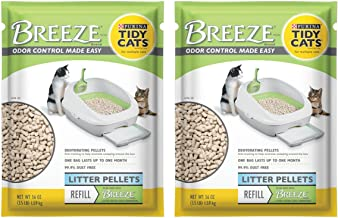 Purina Litter Tidy Cat Breeze Pellets, 3.5 lb