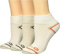 Hiker Quarter 3-Pack Socks