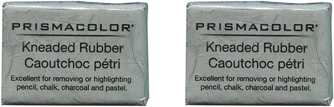 Large Premier Kneaded Rubber Eraser 4 Pack Writing & Correction ...