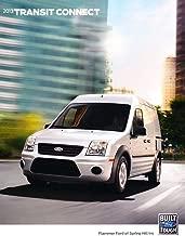 2013 Ford Transit Connect Van 24-page Original Sales Brochure Catalog - Taxi