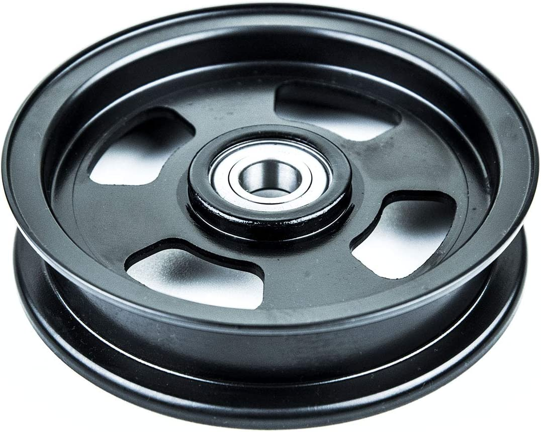 Jeremywell Flat New product Idler Pulley 136-5404 Indefinitely Replaces 116-4670 114 Toro
