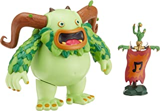 PlayMonster My Singing Monsters Musical Collectible Figure- Entbrat Brown/a