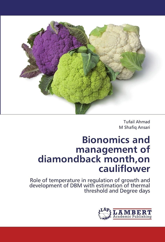 想起処理若者Bionomics and Management of Diamondback Month, on Cauliflower