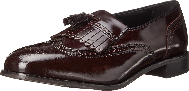 Florsheim Men's Lexington Wingtip Tassel Slip-on Loafer