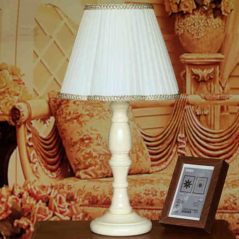 Scandinavian modernen minimalistischen Wohnzimmer Wohnzimmer Wohnzimmer im europäischen Stil Garten den Schlafzimmer Nachttischlampe Stoff-Leuchte B01DVTO71Y   Lebhaft und liebenswert  2f54f1