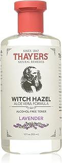 Thayers 玫瑰花瓣和薰衣草巫师危险带芦荟不含*精 12 盎司