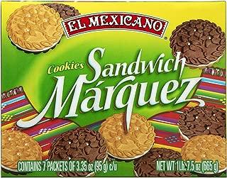 El Mexicano Sandwich Marquez 1 lb 7.5 oz