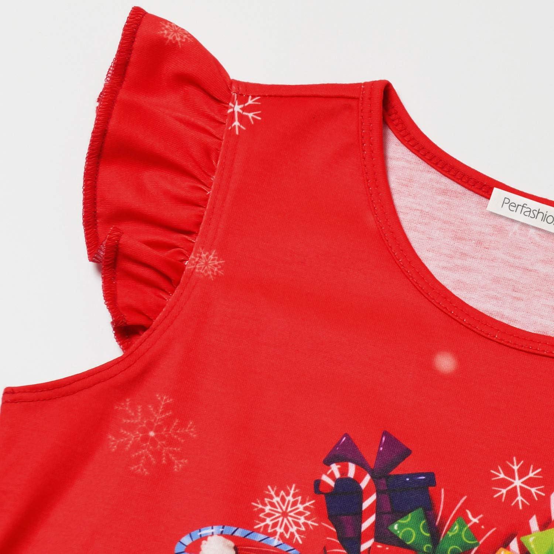 Unicorn//Mermaid Nightgowns Matching Girls/&Dolls Summer Flutter Sleeve Pajamas