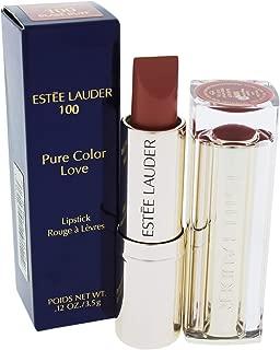 Estee Lauder Pure Color Love Lipstick - 100 Blase Buff, 3.5 g