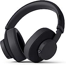 UrbanEars Pampas Over-Ear Bluetooth Headphohones, Charcoal Black, Small