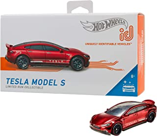 Hot Wheels id Tesla Model S {Factory Fresh}