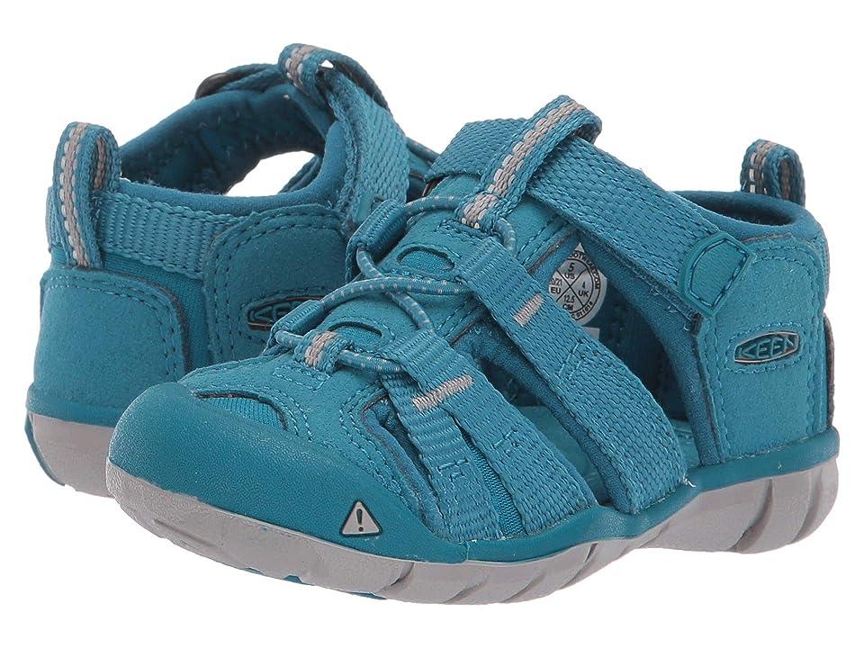Keen Kids Seacamp II CNX (Toddler) (Tahitian Tide) Girls Shoes