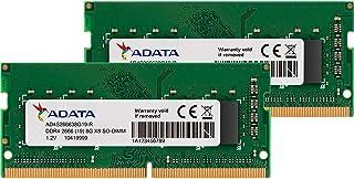 ADATA ノートPC用 メモリ PC4-21300 DDR4-2666MHz 260Pin 8GB × 2枚 SO-DIMM 永久保証 AD4S266638G19-DA