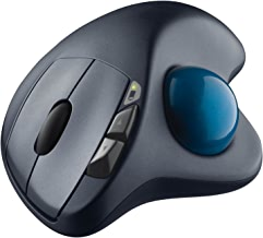 ロジクール ワイヤレスマウス トラックボール 無線 SW-M570 Unifying 5ボタン 電池寿命最大18ケ月 国内正規品 1年間無償保証