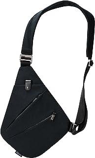 Sling Bag Chest Shoulder Backpack Crossbody Bags for Men Boys Travel Outdoors