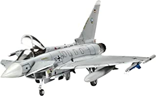 Revell 04282 - Euro caza Typhoon (monoplaza) [Importado de Alemania]