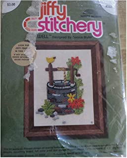 sunset crewel embroidery kits