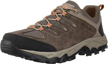 Columbia Men's Buxton Peak Waterproof Wide Hiking Shoe