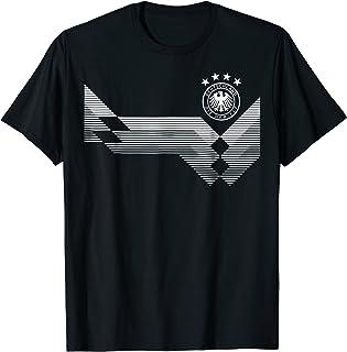Deutschland Football Soccer Team National Fussball T-shirt