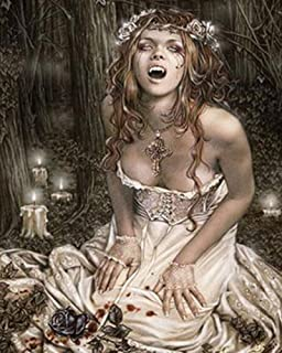 Empire empireposter–Frances, Victoria–Vampire Girl–Tamaño (cm), Aprox. 40x 50–Póster Mini de Nuevo de