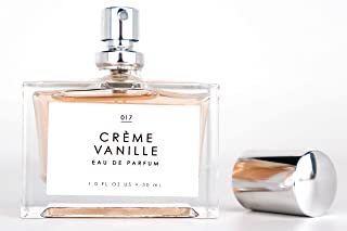 No. 17 Creme Vanille Eau De Parfum - Gourmand by Tru Fragrance and Beauty - Creamy Apricot, Jasmine Petals, Brown Sugar and Amber Perfume for Women - 1.0 oz