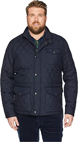 Big & Tall Quilted Nylon Dartmouth Jacket