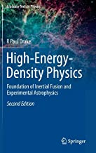 Best high energy density physics Reviews
