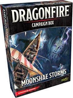 Catalyst Game Labs DragonFire Campaign Moonshae Storms Game