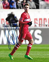 Djordje Mihailovic signed Chicago Fire MLS Soccer 8x10 photo autographed 5 - Autographed Soccer Photos