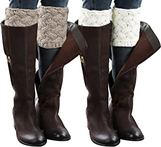 crochet santa boots