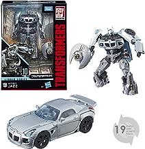 Transformers E0745ES0 Studio Series 10 Deluxe Class Movie 1 Autobot Jazz Figure