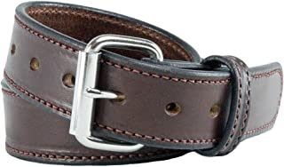Relentless Tactical The Ultimate Concealed Carry CCW Gun Belt | Made in USA | 14 oz Leather