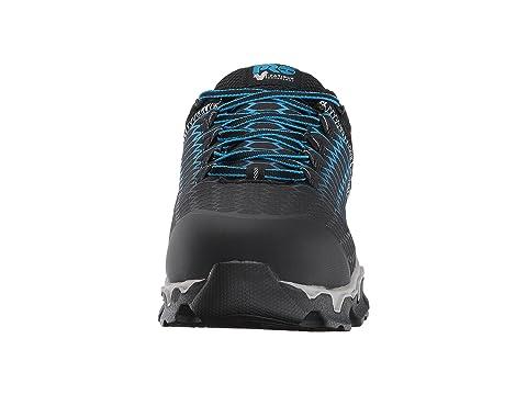 Timberland PRO Powertrain Sport Alloy Safety Toe EH Black/Blue Ripstop Nylon Get Online 69vnU