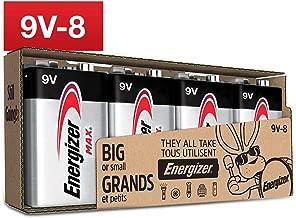 storing 9v batteries