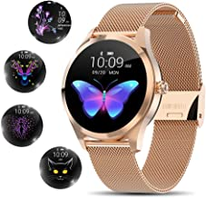Smart Watch for Women, Yocuby Novel/Stylish/Beautiful Smartwatch Bluetooth Fitness Tracker for Ladies with IP68 Waterproof...