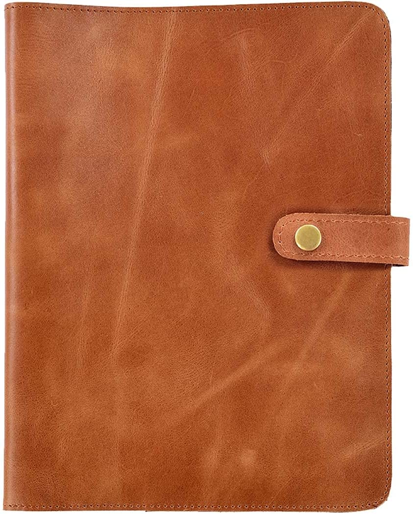 Department store Leather Notebook Cover Moleskine Journal Refillable – Limited time for free shipping C B5