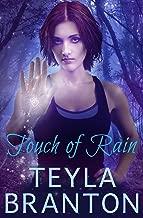 Touch of Rain: A Paranormal Suspense Novel (Imprints Book 1)