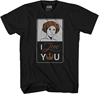 Star Wars Han Solo I Know Princess Leia Couples Tee Funny Humor Pun Unisex Adult Graphic T-Shirt