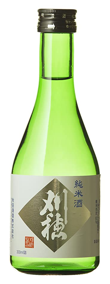 全能クラッシュヒステリック刈穂 純米酒 300ml