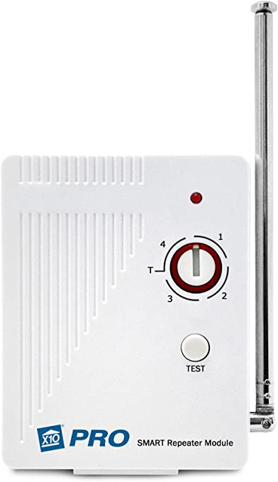 X10 SR751 Smart RF (Radio Frequency) Repeater Module