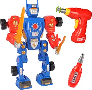 build your own transformer toy