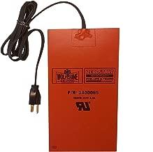 Zerostart 3400065 (Wolverine Model 80) Silicone Pad Heater, XIAMETER SLT-5200 Sealant Acetoxy Blue   Engine Oil, Transmission, Reservoir and Hydraulic Fluid, 6